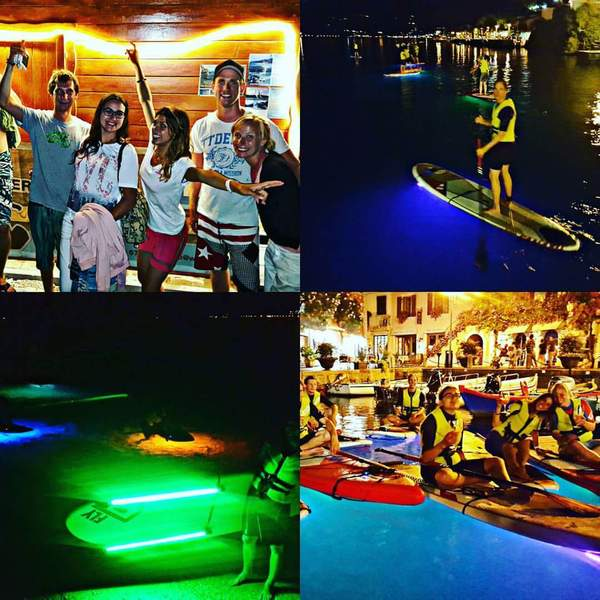 Fanatic - SUP SOTTO LE STELLE