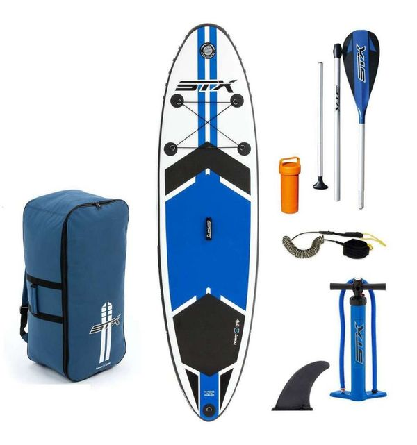 """altra - STX SUP Inflatable Freeride 9'8"""" Blue 2018"""