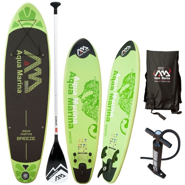 "altra - Aquamarina Breeze 9'9"" Inflatable SUP Package"