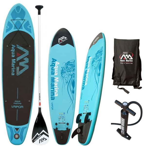 "altra - Aquamarina Vapor 10'10"" Inflatable SUP Package"