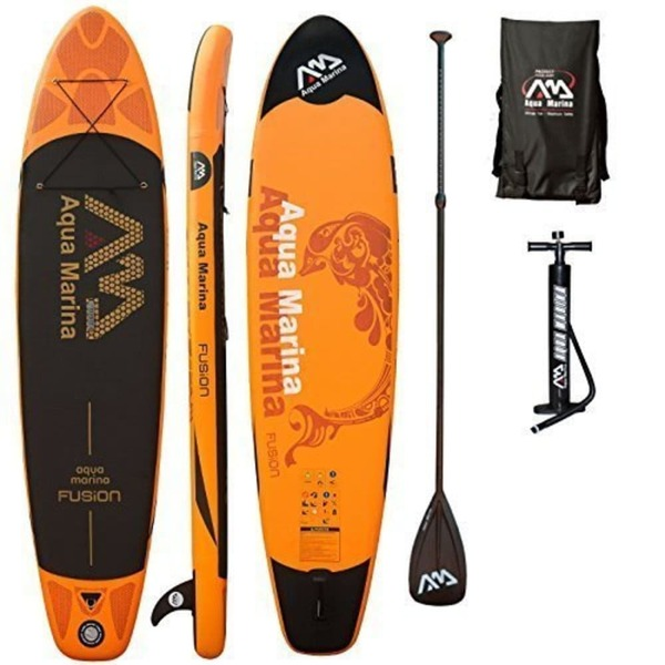 "altra - Aquamarina Fusion 10'10"" Inflatable SUP Package"