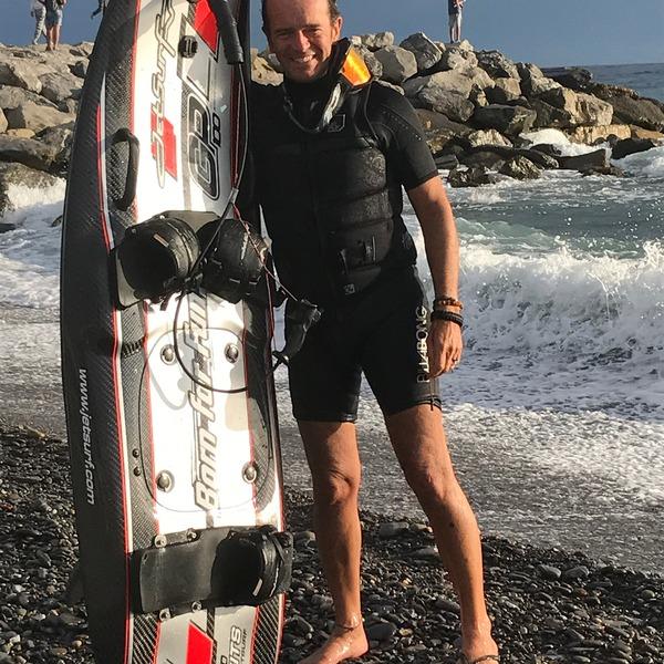 altra - JETSURF  - surf idrogetto 2 tempi 90cc GP FACTORY