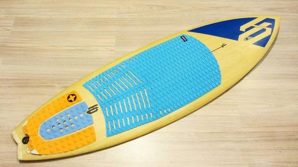 altra -  Tavola Surf HB Surf Bonaparte 5'7 Demo