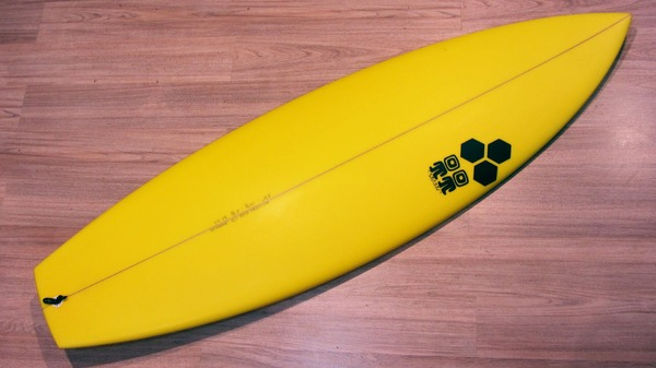 Channel Island - Al Merrick 5'11 Bonzer 3D Sq NUOVA SUPER PRICE
