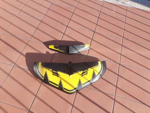 Naish -  Front Wing e Stabilizzatore Hydrofoil