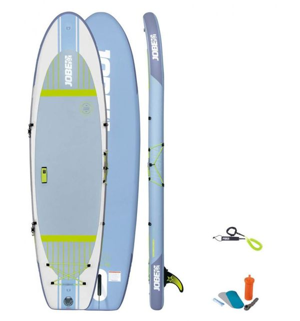 "altra - Jobe  Lena 10'6"" Inflatable Yoga SUP + Leash + Repair kit"