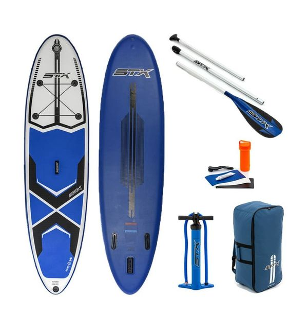 "altra - STX Freeride 10'6"" Blue 2019 Inflatable SUP"