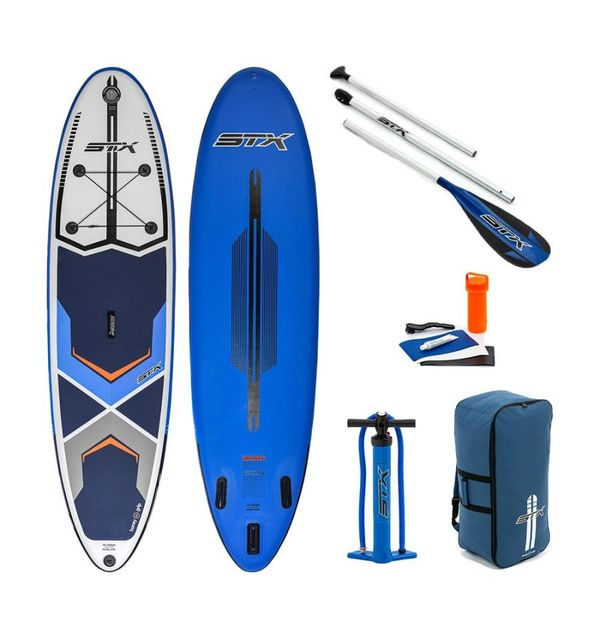 "altra - STX Freeride 10'6"" Orange 2019 Inflatable SUP"