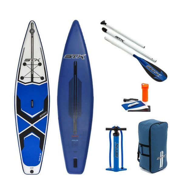 "altra - STX Tourer 11'6"" Blue 2019 Inflatable SUP"