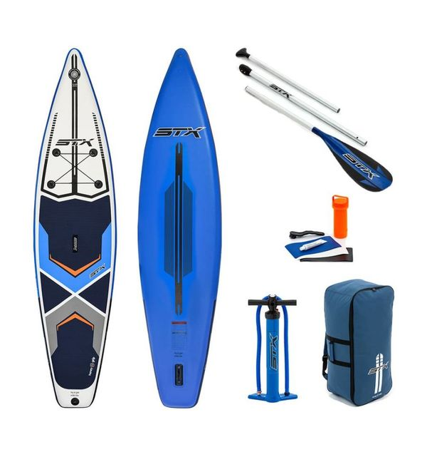 "altra - STX Tourer 11'6"" Orange 2019 Inflatable SUP"