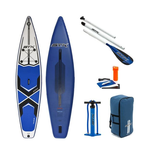 "altra - STX Race 12'6"" x32 Blue 2019 Inflatable SUP"