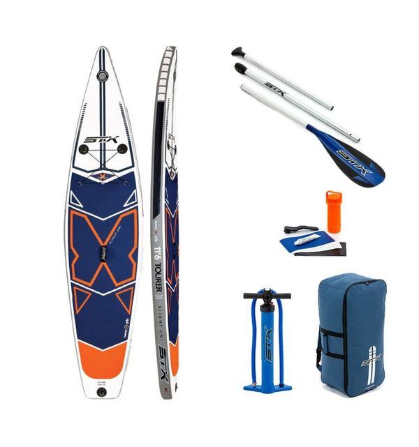 "altra - STX TOURER XLIGHT 11'6"" BLUE 2019 INFLATABLE SUP"