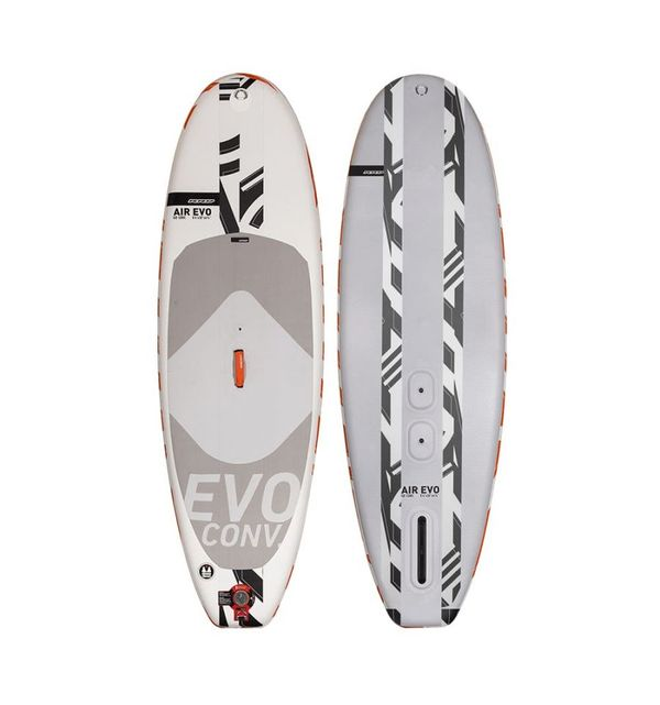"RRD - AIRKID EVO CONV. 8'4"" 2019 INFLATABLE SUP"