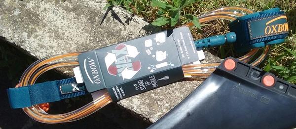 altra - BIC leash nuovo OXBOW  9'