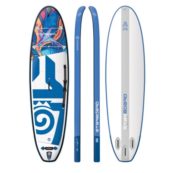 Starboard - SUP Astro iGO Tikihine ZEN Wave 11'2'' X 32'' 2019 Gonfiabile