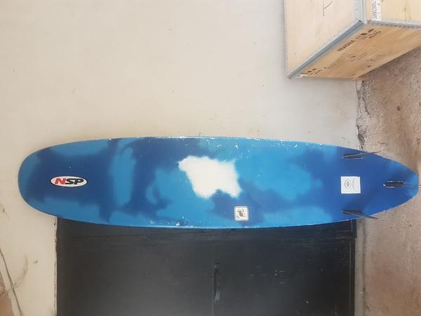NSP - 8.2 longboard