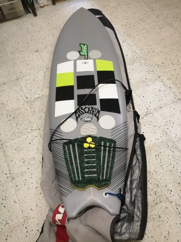Lost - paddle fish 5.8