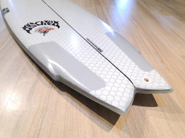 Lib Tech - X LOST ROUND NOSE FISH 5'10'' 5 Fins Nuova!