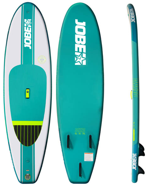 altra - Jobe DESNA 10.0 INFLATABLE PADDLE BOARD PACKAGE