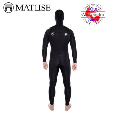 Matuse - DANTE 5/4mm hooded