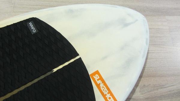 altra -  Slingshot Foil Surfboard High Roller 4'0 Demo