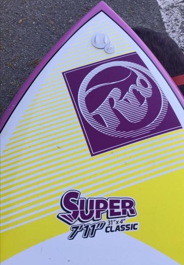 """RRD - Super sup 7'11"""""""
