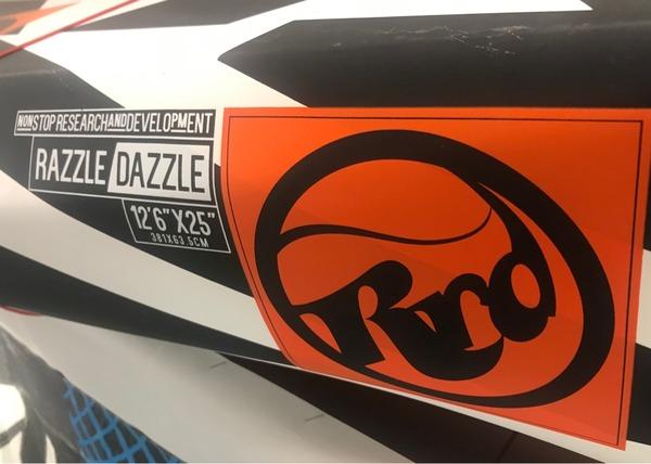 RRD - Razzle Dazzle 12'6''x25''