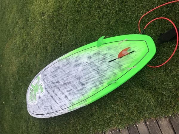 Starboard - Pro Carbon 8.0x28 96litri