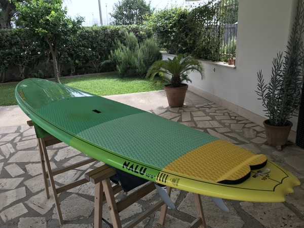 Naish - Nalu 10 Carbon