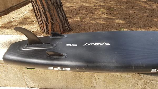 altra - Safe Waterman X-Drive 8.6