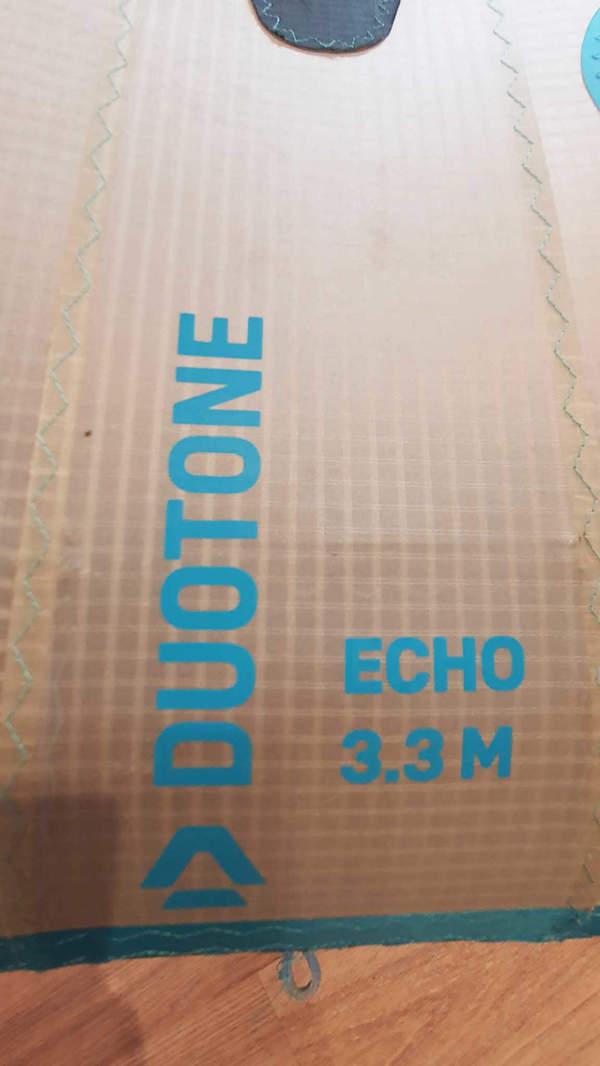 altra - Duotone FOIL WING ECHO 3.3 Usato in perfette condizioni *SPEDIZIONE GRATUITA IN ITALIA*