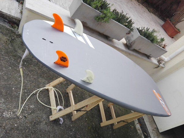 JP Australia - Slate Wave 8'10 Wood