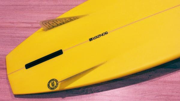 Channel Island - Al Merrick 5'11 Bonzer 3D Sq NUOVA SUPER PRICE