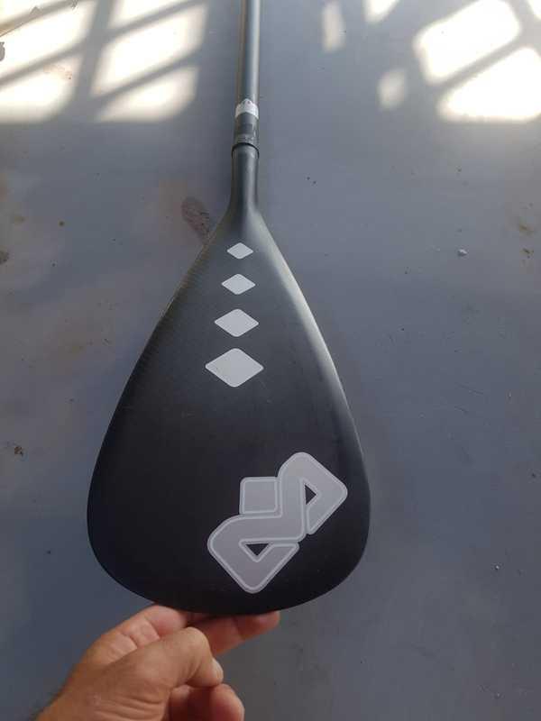 altra - MOKI  HP - V 8'', 100% Carbon, regolabile