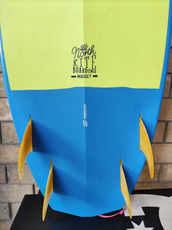 North Kiteboarding - Nugget 5'2''